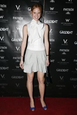 nell rebowe in Gradient Magazine Launch Party