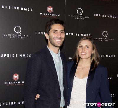 "nev schulman in Quintessentially hosts ""UPSIDE DOWN"" - Starring Kirsten Dunst and Jim Sturgess"