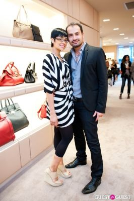 neven radovic in Spring Charity Shopping Event at Nival Salon and Jimmy Choo