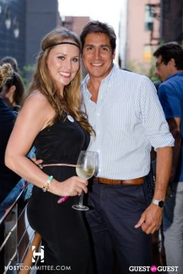 nicole neal-and-jaime-jimenez in UNICEF's Next Generation Summer Soiree
