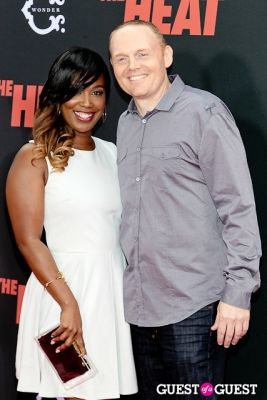 nia renee-hill in The Heat Premiere