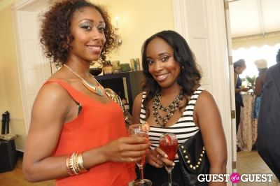 niasia mitchell in Shea Radiance Target Launch Party