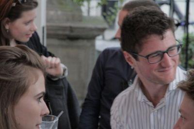 niccolo corsini in Pelime Member's Event #001