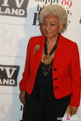 nichelle nichols in Betty White's 89th Birthday Party