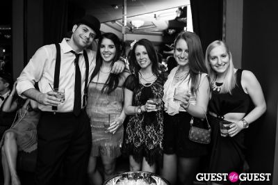 nicholas constantino in Great Gatsby Gala @ The Huxley