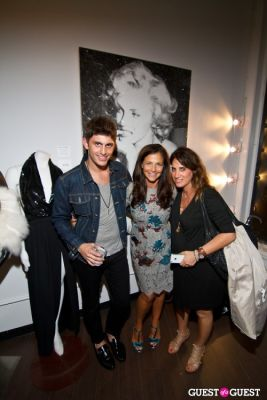 nicholas lamirata in Bright Young Things Opening Party