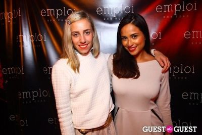 nichole callahan in Emploi launch party