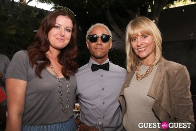 marcus gray in Tastemakers Urban Zen Garden Party