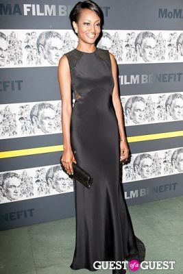 nichole galicia in Museum of Modern Art Film Benefit: A Tribute to Quentin Tarantino
