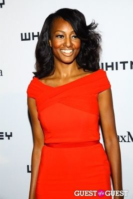nichole galicia in 2013 Whitney Art Party