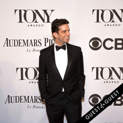nick cordero in The Tony Awards 2014