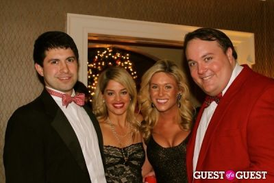 brooke henderson in Capital Club-Santa Soiree