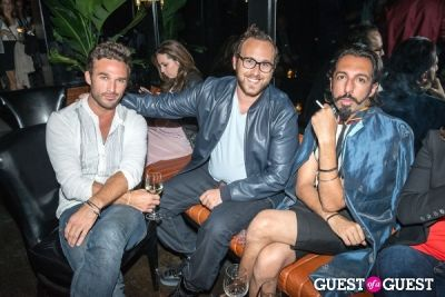 ben levine in H&M and Vogue Between the Shows Party