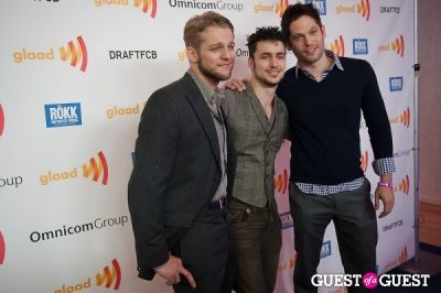 nick mathevs in GLAAD Amplifier Awards