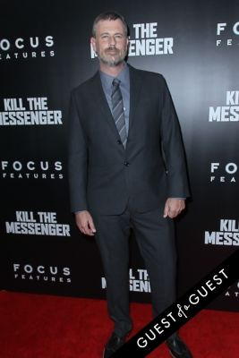nick schou in Kill The Messenger Movie Premiere