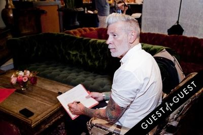 nick wooster in Guest of a Guest's You Should Know: Day 2