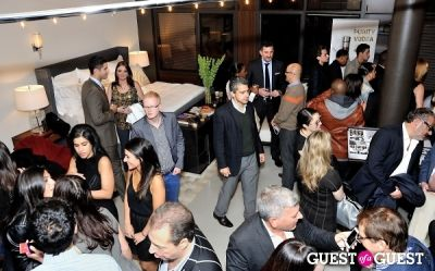 nicki chadi in Luxury Listings NYC launch party at Tui Lifestyle Showroom