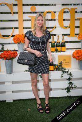 nicky hilton in Veuve Clicquot Polo Classic 2014