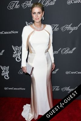 nicky hilton in Angel Ball 2014