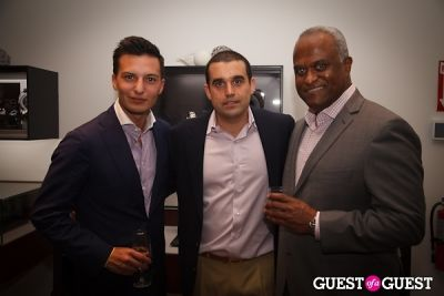 nicolas bijan in Haute Time and Bentley Motorcars Celebrate the Launch of Westime Sunset Grand Opening