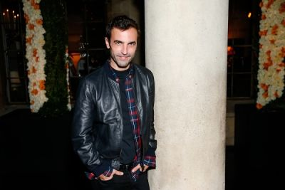 nicolas ghesquière in T Magazine Celebrates The Inaugural Issue of The Greats in L.A.