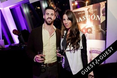 nicole bassetti in Gascón X Brian Kirhagis event Hosted By GQ