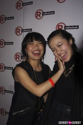 nicole effendy in RadioShack Pop-up Store Kick Off Celebration