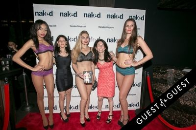 sara allard in Naked, Women's Intimates Soft Launch @ PHD Dream Hotel