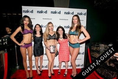 nicole enslein in Naked, Women's Intimates Soft Launch @ PHD Dream Hotel