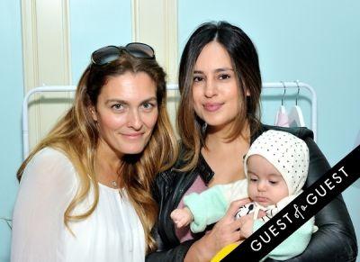 nicole gonzalez in Monica + Andy Baby Brand Celebrates Launch of