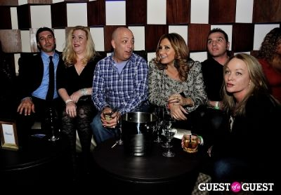 love majewski in VH1 Premiere Party for Mob Wives Season 3 at Frames NYC