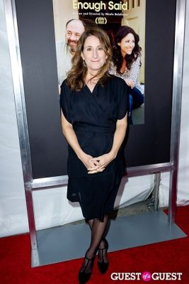 nicole holofcener in Enough Said NYC Special Screening