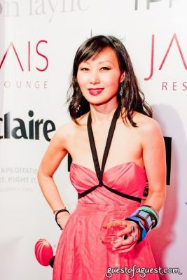 nicole kim in Marie Claire Hosts: RedLight Children at Le Poisson Rouge