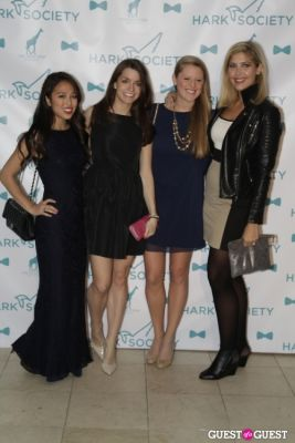 alexandra segalas in The Hark Society's 2nd Annual Emerald Tie Gala
