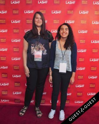 nicole lacasse in Paul Krekorian and NewFilmmakers LA Present LA Student Media Fest