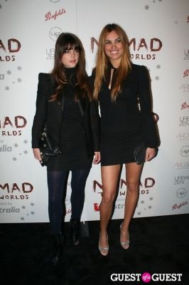 nicole lenz in Nomad Two Worlds Opening Gala