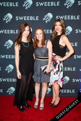 nicole marie-johnson in Sweeble Launch Event
