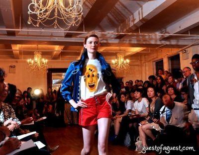 nicole messina in Underground Fashion Show