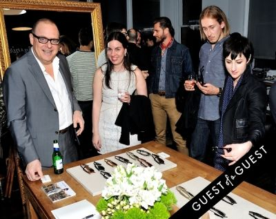 nicole nicholson in Dom Vetro NYC Launch Party Hosted by Ernest Alexander