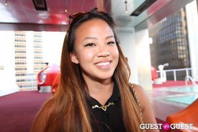 nicole pham in Standard Hotel Rooftop Pool Party