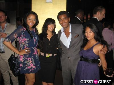 nicole siobal in Washington Life's Real Housewives of D.C. After-Party
