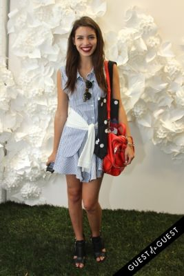 nicole spellman in NYFW Style From the Tents: Street Style Day 2