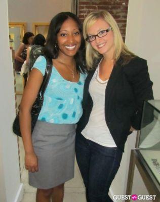 sara miller in Beth Harbison and Sarah Pekkanen at BCBG Georgetown