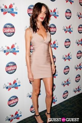 nicole trunfio in SVEDKA Vodka Presents a Special NY Screening of Warner Bros. Pictures' THE CAMPAIGN