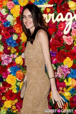 nicole trunfio in Ferragamo Celebrates The Launch of L'Icona
