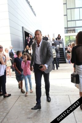 nigel barker in NYFW Style From the Tents: Street Style Day 3