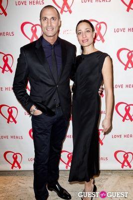 nigel barker in Love Heals 2013 Gala