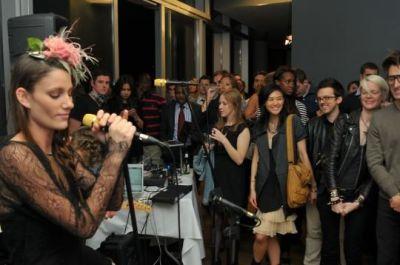 niia bertino in Music Unites 1st Anniversary Concert