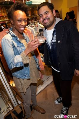 nikeisha nelson in Scotch & Soda Launch Party