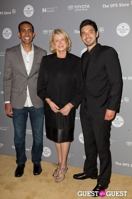 alejandro velez in Martha Stewart and Andy Cohen and the Second Annual American Made Awards